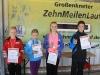Siegerehrung Meilenlauf U14