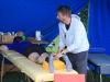 Veranstaltungsgelände Massage
