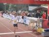 Zieleinlauf 10km Platz 1